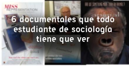 documentales-sociologia