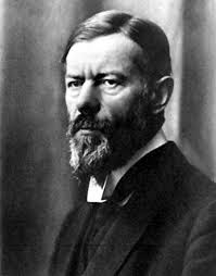 El gran sociólogo alemán Max Weber