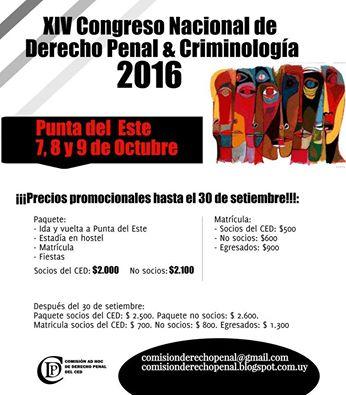 CONGRESO DE DERECHO PENAL